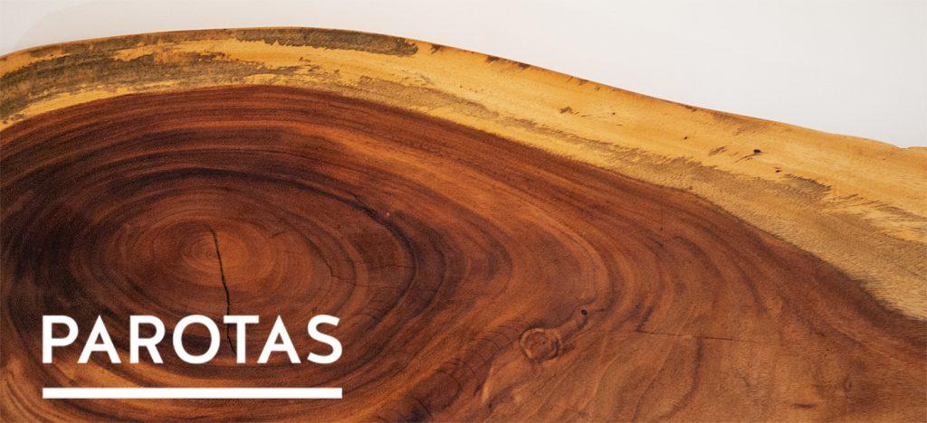 Parota wood