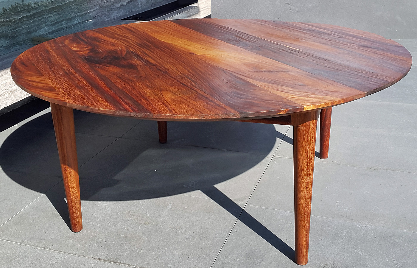 Round Dining Table Size