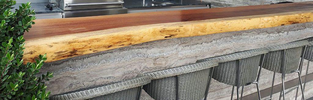 Altura estándar de una mesa barra de cocina