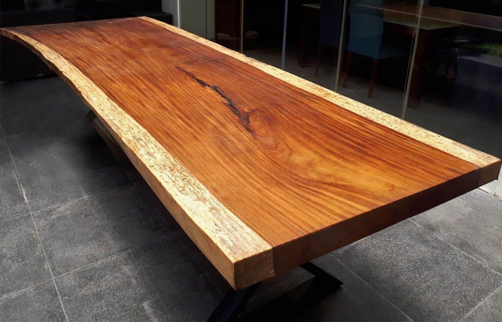 custom wood outdoor furniture