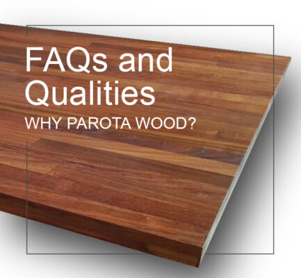 about parota wood