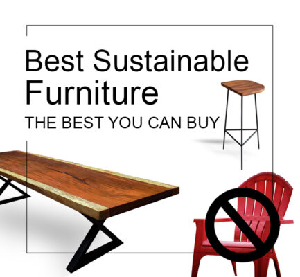 best sustainable furniture