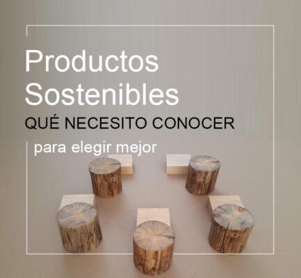 elegir productos sostenibles