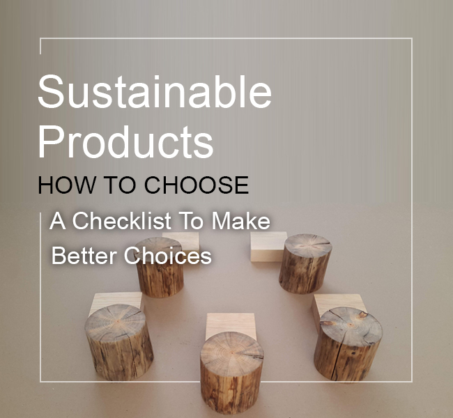 what is most sustainable product