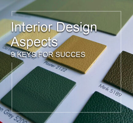 Interior Design Aspects - 9 Keys For Interior Design Success