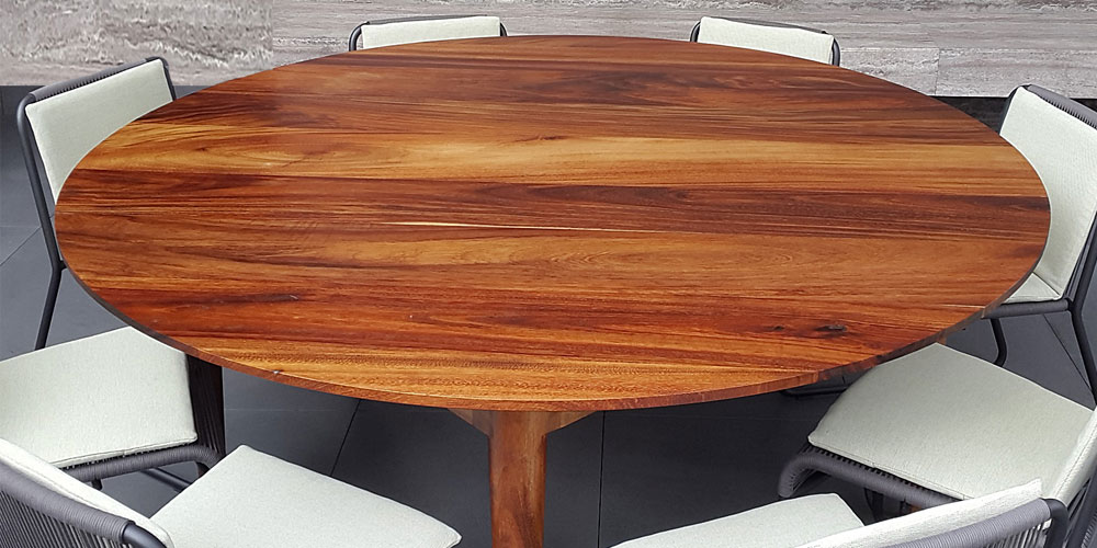 calculate best dining table sizes