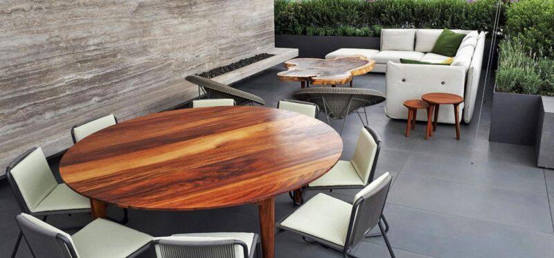 modern parota wood furniture designs