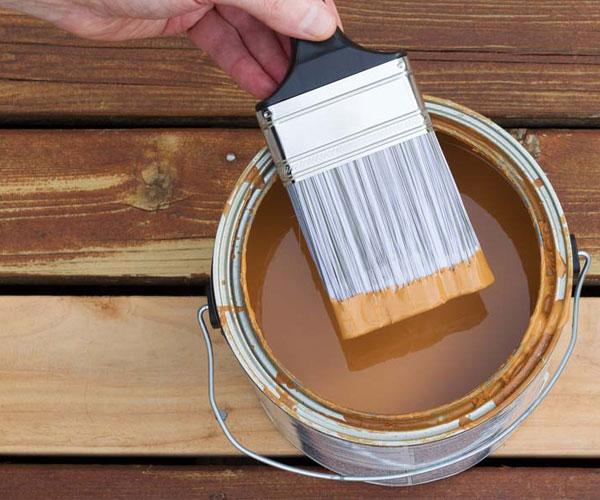 repair refinish damage wood furniture