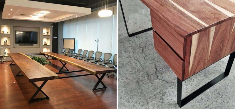 standard desk office chair heights