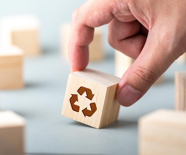what is most sustainable material
