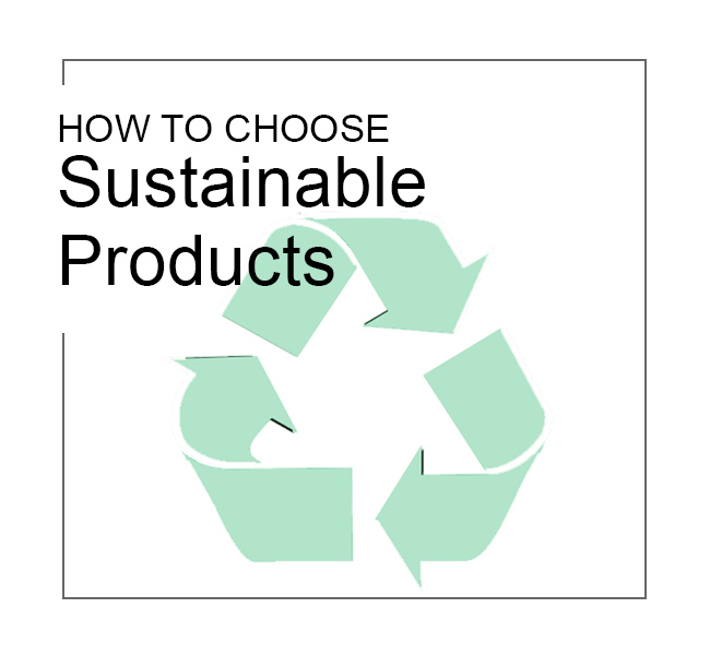 whats most sustainable products